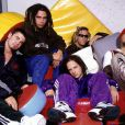 David Silveria, ex-membre de Korn, a publié sur son Facebook cette photo en janvier 2013, en appelant à une reformation du line-up originel