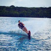 Pauline Ducruet : En maillot au soleil de l'île Maurice, elle s'amuse et savoure
