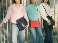 Meryl Streep : Ses filles Grace, Louisa et Mamie, beau trio d'égéries
