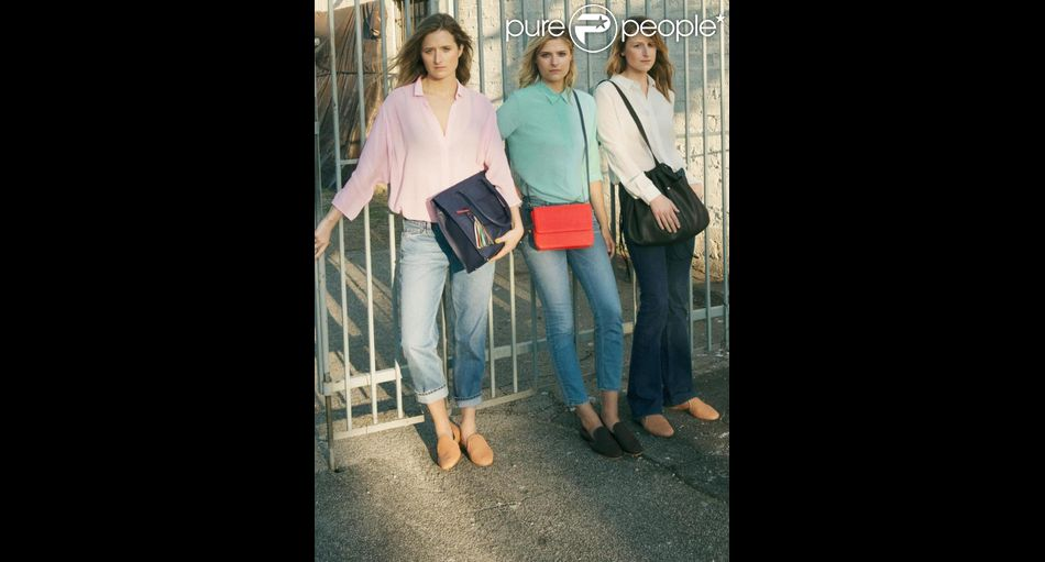 Campagne & Other Stories avec Mamie, Grace et Louisa Gummer filles de Meryl Streep