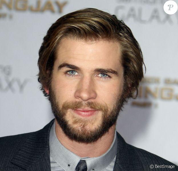 Liam Hemsworth à Los Angeles, le 17 novembre 2014.