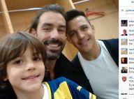 Robert Pirès : Papa fier pour les débuts de son petit Theo avec Arsenal