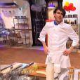 Olivier dans  Top Chef 2015  (épisode 7), le lundi 9 mars 2015 sur M6.