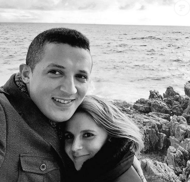 Adel et Vanessa, deux candidats de Top Chef 2015, sont en couple !