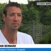 Dropped - Alain Bernard: ''On est marqué, on est choqué, profondément attristé''