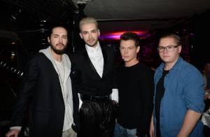 Kelly Rowland et les Tokio Hotel fêtent la mode au VIP Room grâce à Mercedes