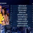 """""""Leila Ben Khalifa dans  Danse avec les stars  au Liban. La jolie brune a tout donné lors d'un tango pour le premier numéro du programme diffusé le 1er mars 2015. Le duo s'est retrouvé en tête du classement après leur passage."""""""