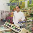 Chrstophe dans  Top Chef 2015  sur M6, le lundi 16 mars 2015.