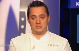 Top Chef 2015 : Christophe éliminé, grandes tensions entre Florian et Kevin
