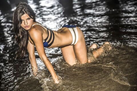 Rachele Brooke Smith : Actrice à la plastique de rêve, torride en bikini