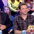 Julien Lepers sur le plateau des Enfants de la télé sur TF1, le 20 mars 2015.