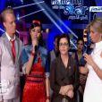 Leila Ben Khalifa dans l'épisode 4 de la saison 3 de Danse avec les stars, Liban : émue, elle rend hommage à la Tunisie, après les terribles attentats du Bardo
