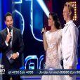Leila de  Secret Story 8  danse une valse lors du troisième  prime  de la version libanaise de  Danse avec les stars . Le 15 mars 2015.