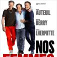 Affiche du film Nos Femmes.