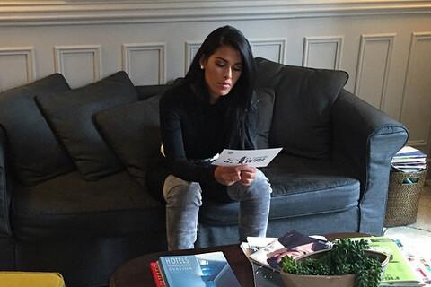 Ayem Nour de retour d'Afrique : Après la polémique, elle reprend les tournages