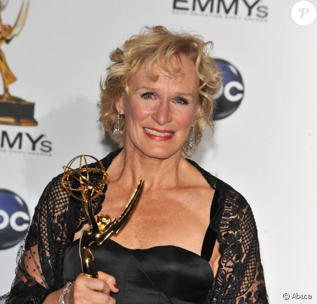 Emmy Awards : Glenn Close
