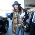 Steven Tyler à Los Angeles, le 27 décembre 2014.