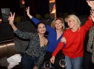 Valérie Trierweiler et Saïda Jawad : Inséparables, elles s'éclatent en club