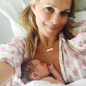 Molly Sims : Maman comblée, elle partage une nouvelle photo de sa jolie Scarlett