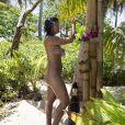 Images de la télé-réalité de D8,  Adam recherche Eve , diffusée le 3 mars 2015 à 20h50.