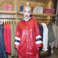 Rita Ora à l'Inauguration de la boutique Tommy Hilfiger Bd des Capucines à Paris le 31 mars 2015.