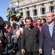 Jack Lang et Renaud Donnedieu de Vabres