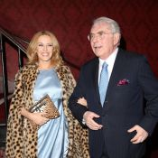 Kylie Minogue, fidèle et reconnaissante : Sa soirée avec Pierre Perret