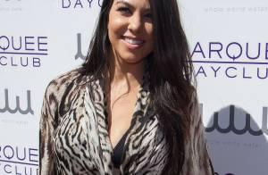 Kourtney Kardashian dévoile enfin le visage de son petit Reign trop craquant !