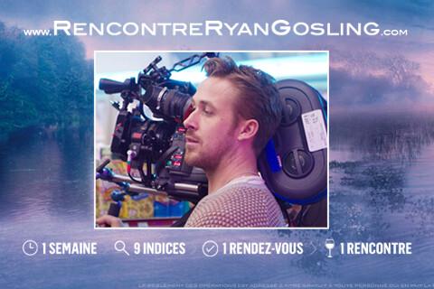Rencontrer le sex symbol Ryan Gosling, ça vous tente ?