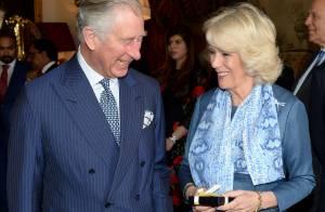 Camilla Parker Bowles : Son mot d'amour à Charles pour leurs 10 ans de mariage