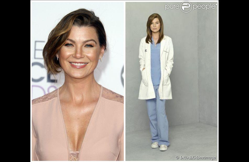 Grey\'s Anatomy saison 10 : Meredith, Derek, Lexie... Ils ont changé ...