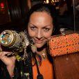 Hermine de Clermont-Tonnerre - Prix de la Closerie des Lilas 2015 à Paris, le 8 avril 2015