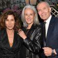 Christine Orban, Tatiana de Rosnay, Jean-Claude Jitrois - Prix de la Closerie des Lilas 2015 à Paris, le 8 avril 2015