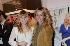Sarah Lavoine et sa fille Yasmine : Complices au côté de la douce Vanille Clerc