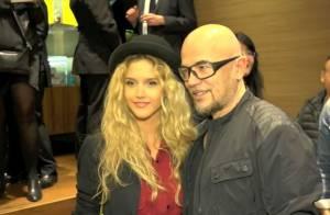 Pascal Obispo in love avec sa belle, Aïda Touihri et Nikos réunis chez Breitling