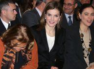 Letizia d'Espagne : Superbe remplaçante de sa fille Leonor, princesse de Gérone