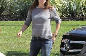 Jennifer Garner : Maman radieuse avec ses petites filles, Seraphina et Violet
