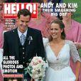 Retrouvez l'intégralité de l'interview de Ronan Keating dans le magazine Hello en kiosques le 20 avril 2015.