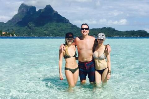 Heather Locklear et sa fille Ava Sambora : Deux bombes complices à Bora-Bora