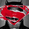 Affiche teaser du film Batman v Superman
