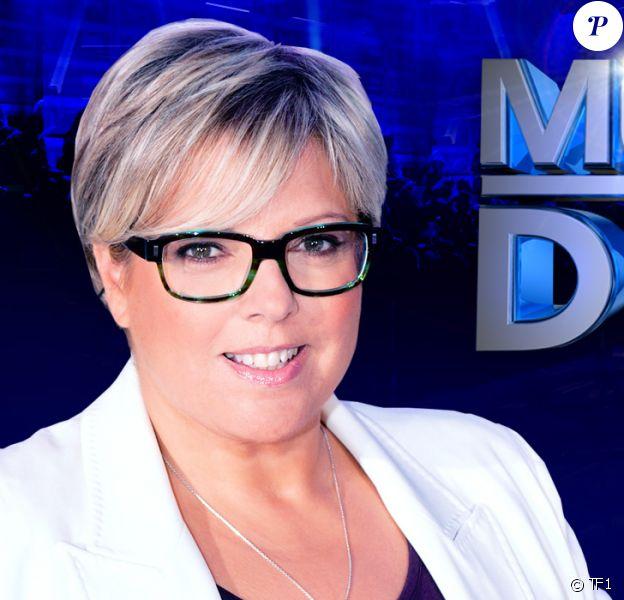 Laurence Boccolini présente Money Drop sur TF1.
