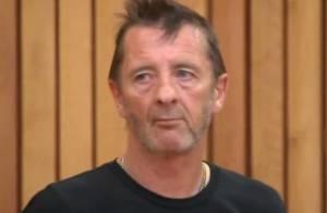 Phil Rudd (AC/DC) accusé de menaces de mort : Le rockeur plaide coupable