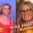 """Nicole Eggertretrouve le casting d'""""Alerte à Malibu"""" dans l'émission Entertainement Tonight"""