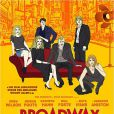 Affiche de Broadway Therapy.