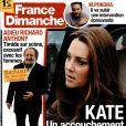 France Dimanche en kiosques le 24 avril 2015