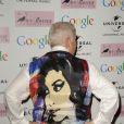 """Mitch Winehouse sur le tapis rouge de la soirée """"Amy Winehouse Foundation Ball"""" à Londres, le 18 novembre 2014"""