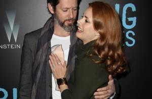 Amy Adams : La sublime actrice de 40 ans va se marier avec Darren Le Gallo !