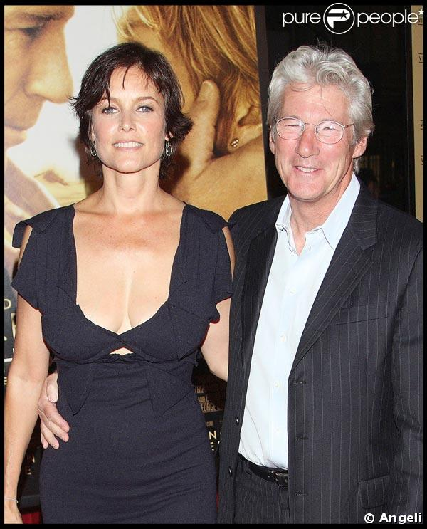 Carey Lowell et Richard Gere