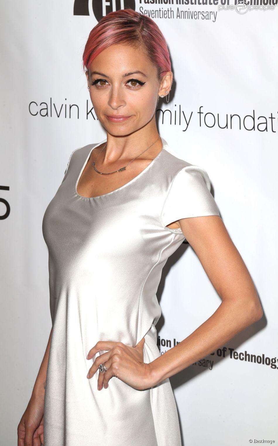 """Nicole Richie à la soirée """"Fashion Institute Of Technology"""" à New York, le 30 avril 2015"""