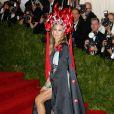 Sarah Jessica Parker - Soirée Costume Institute Gala 2015 dit Met Ball au Metropolitan Museum of Art à New York, le 4 mai 2015
